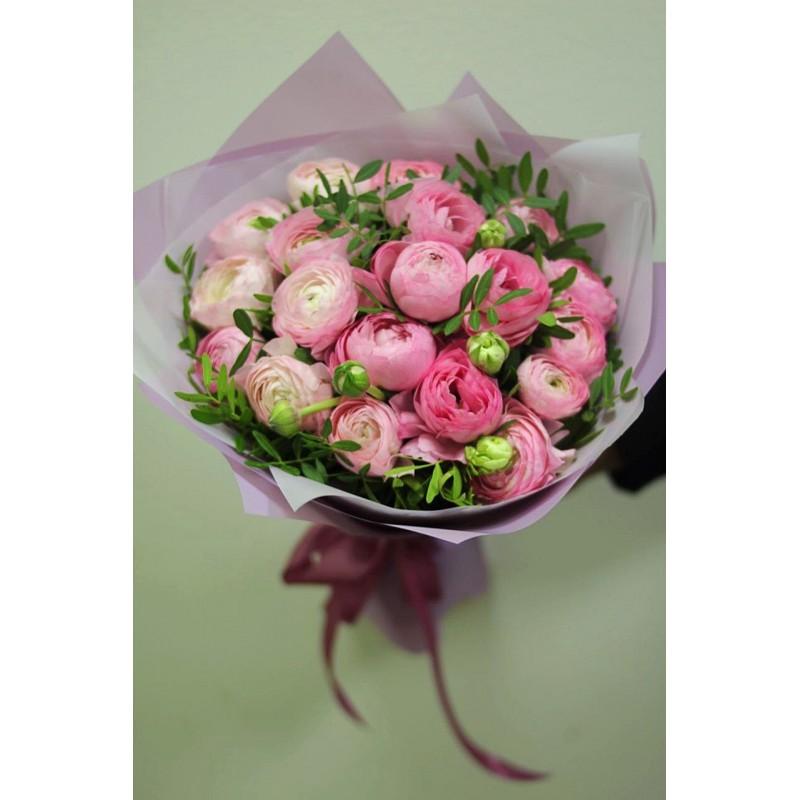 Розовые лютики для тебя!